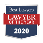 Best Lawyer Award 2020